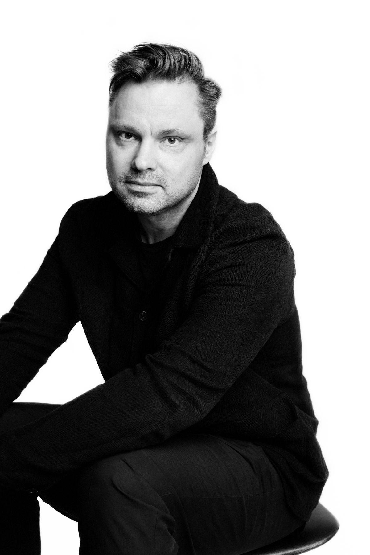 Formgivaren Matti Klenell